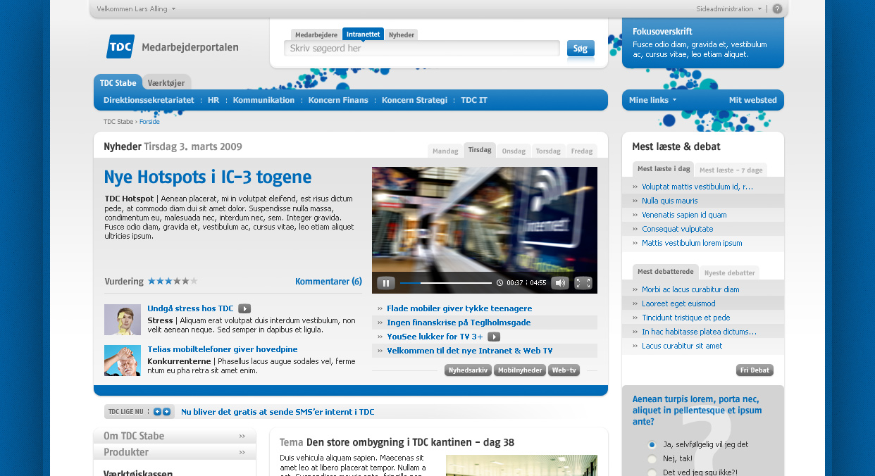 TDC Intranet